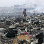世界一電子機器が不法投棄されているガーナ・アグボグブロシーの実態!悪環境で子供の命が危ない!?【ザ!世界仰天ニュース】