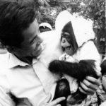 育児放棄されたチンパンジーチェリーを人工保育で育てた亀井一成や家族や結末は?wiki風プロフィールやチェリー死去の理由や現在は?【アンビリバボー】