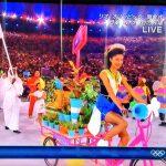 リオオリンピック開会式の先導自転車がかわいいと話題に!漕ぎ手も美男美女!画像あり!ブルンジに自転車がなかったのはなぜ?